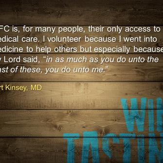 Dr. Bert Kinsey