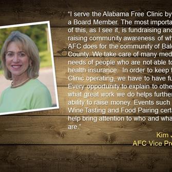 Kim Jardine, AFC VP