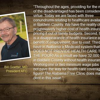 Dr. Bill Goetter